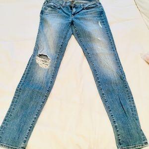 J Brand Distressed Jeans sz 27